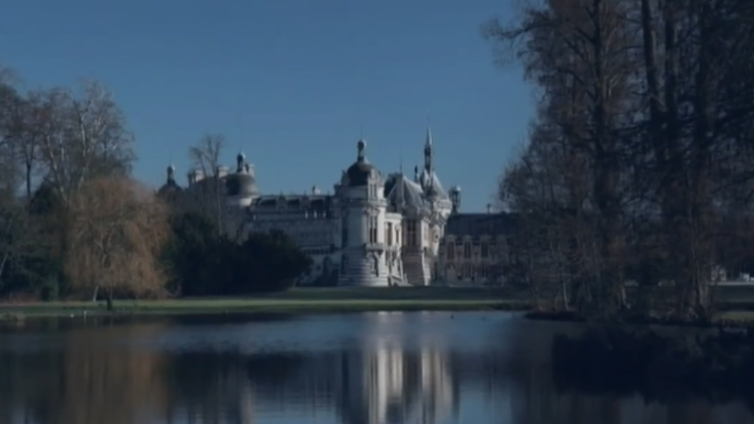 Chantilly Castle (outside)